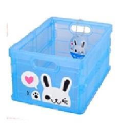 可愛動物折?收納盒(小)×3入  B1006